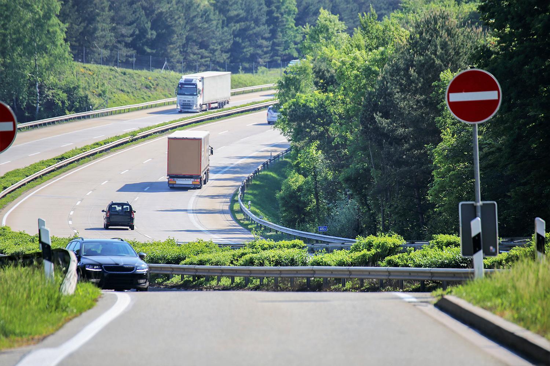 Autobahn Staumeldung